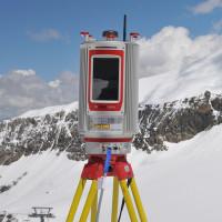RIEGL VZ-4000 жербетін түсіру сканері