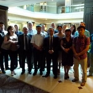 Заседание рабочей группы ЮНЕСКО