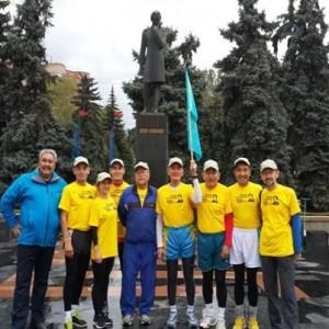 Race dedicated to Chokan Valikhanov birthday