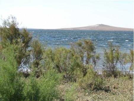 Рисунок 7. Озеро Акшатау. 2016 г.