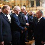 Прошла торжественная сессия Общего собрания Национальной академии наук