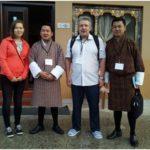 Участие сотрудников лаборатории гляциологии (А.Б. Егоров, Л.В. Когутенко) в заключительном совещании программы CHARIS 5-7 июня 2018 года в г. Тхимпху, Бутан