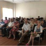 Заседание Ученого Совета  ТОО «Институт географии»
