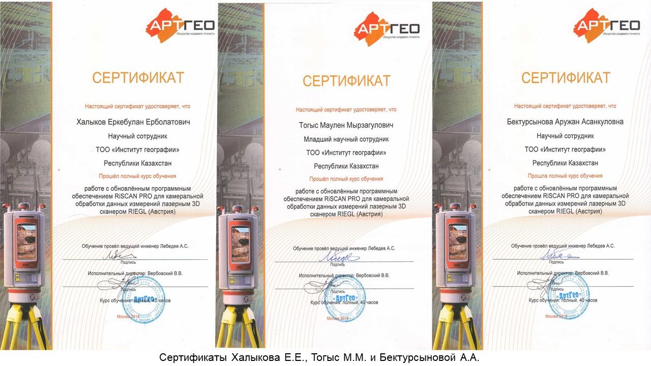 сертификат русс