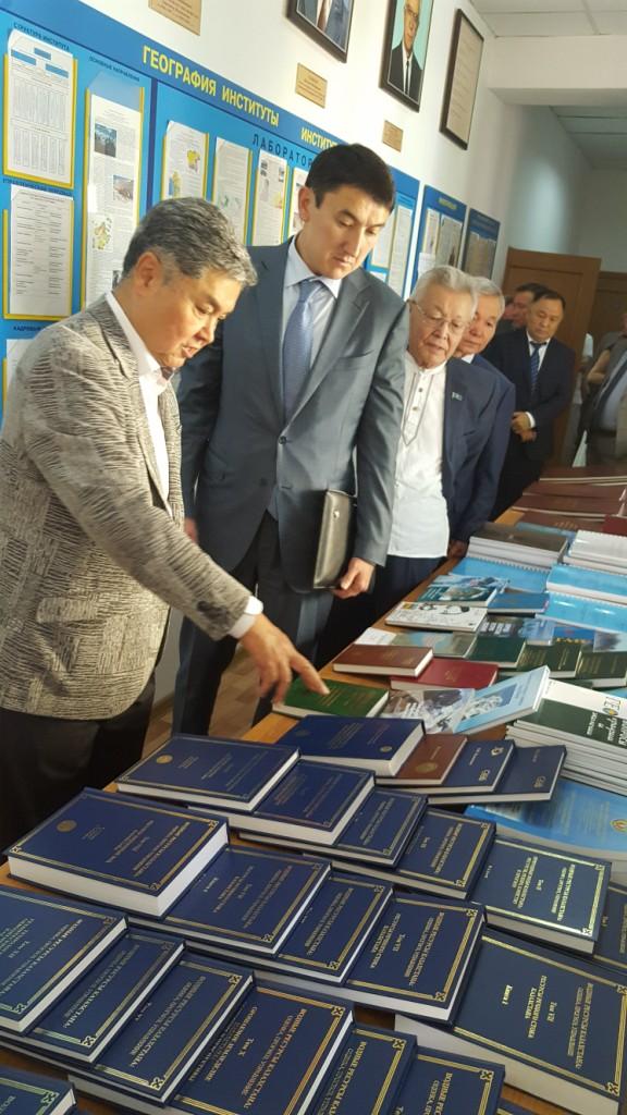 Выставка научных достижений Института