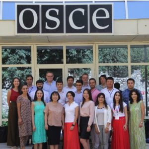 REPORT on a business trip of the junior researcher, Department of Glaciology, Institute of Geography Saydaliyeva Z.R., Dushanbe, Tajikistan