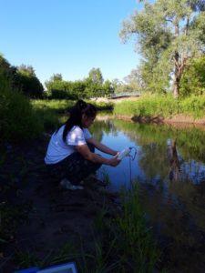 Река Глубочанка