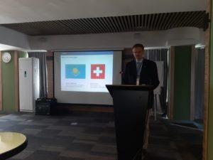 Приветственное слово от Швейцарии - Wehrli Andre Rudolf