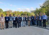 Совещание Национальных корреспондентов Всемирной Службы Мониторинга ледников