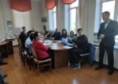 Заседания Ученого Совета  ТОО «Институт географии»