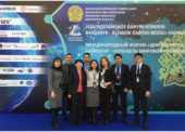 BUSINESS TRIP REPORT OF EMPLOYEES OF THE LABORATORY GEOGRAPHICAL INFORMATION SYSTEMS