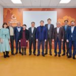 On February 22, 2020, a meeting of the QazaqGeography Governing Council was held at the QazaqGeography office with the participation of the Chairman of QazaqGeography – Prime Minister of Kazakhstan Mamin A.U.